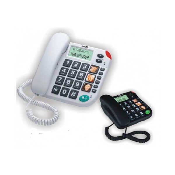 Telefon Przewodowy Stacjonarny MAXCOM...