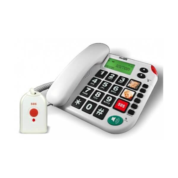 Telefon Stacjonarny dla seniora...