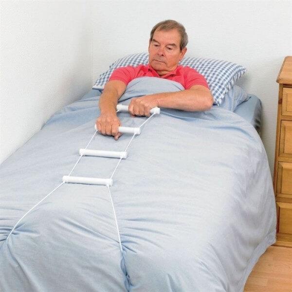 Fluorescencyjna drabinka łóżkowa,...