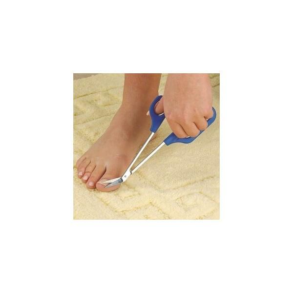 Nożyczki do paznokci u stóp...