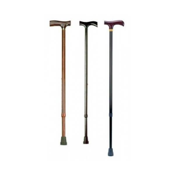 Laski inwalidzkie z regulacją długości