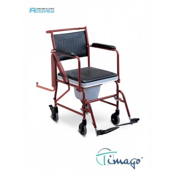 Wózek toaletowy transportowy FS 692...