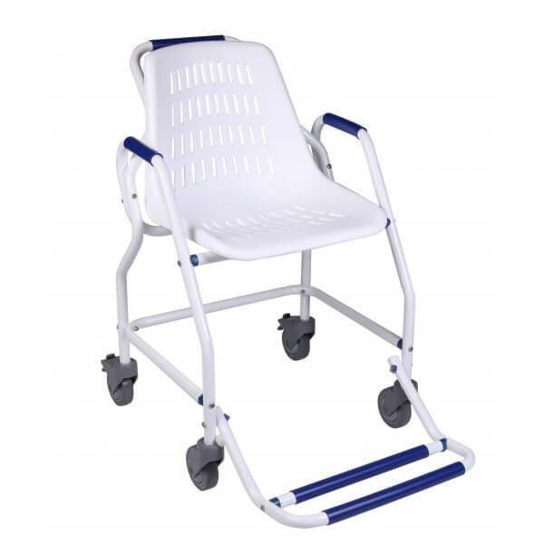 ATLANTIS wózek prysznicowy na kółkach