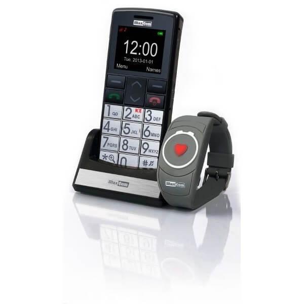 Telefon komórkowy dla osoby starszej...