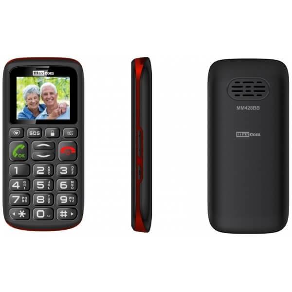 Prosty telefon komórkowy dla seniorów...