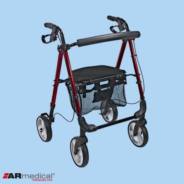 Podpórka rehabilitacyjna 4-kołowa...