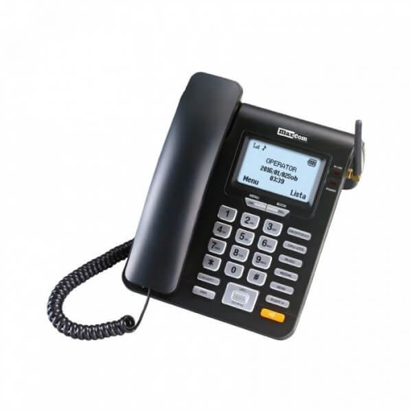 Telefon stacjonarny dla seniora na...