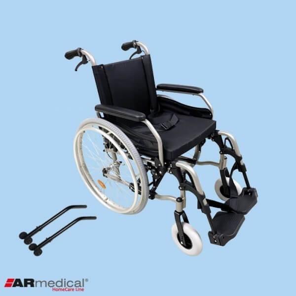 Wózek inwalidzki Dynamic z kołami...
