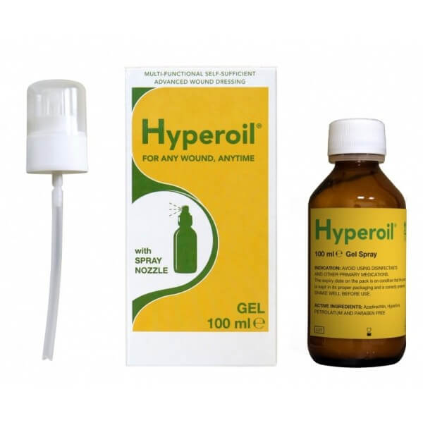 żel HyperOil 100 ml Spray