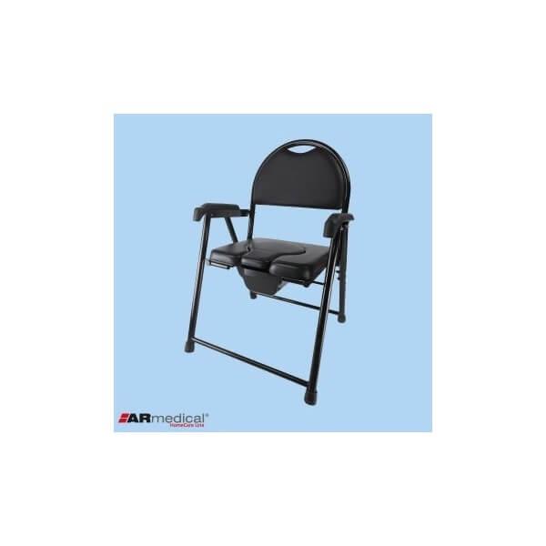 Krzesło toaletowe z miękkim...