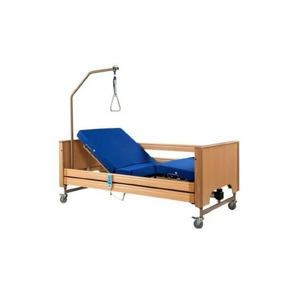 Proste łóżko rehabilitacyjne -...