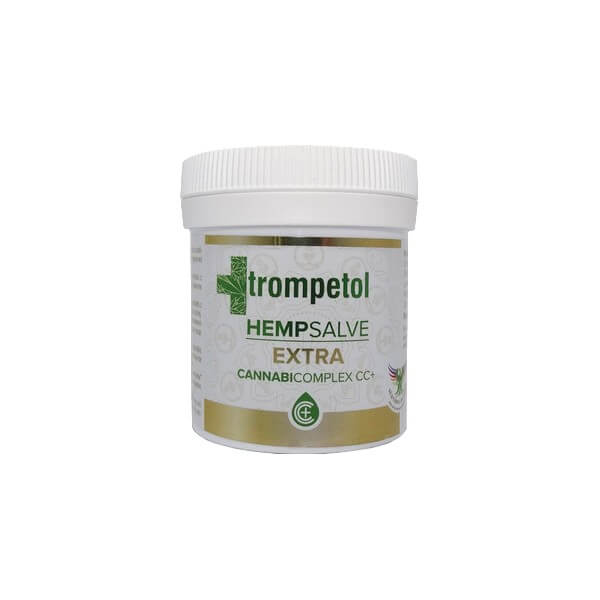 Maść konopna TROMPETOL EXTRA 300 ml