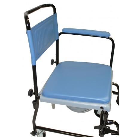 Wózek sanitarno toaletowy -  składany