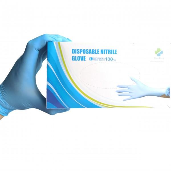 Rękawice nitrylowe bezpudrowe MED DEAL