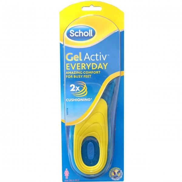 Scholl Gel Activ EVERYDAY wkładki do obuwia codziennego