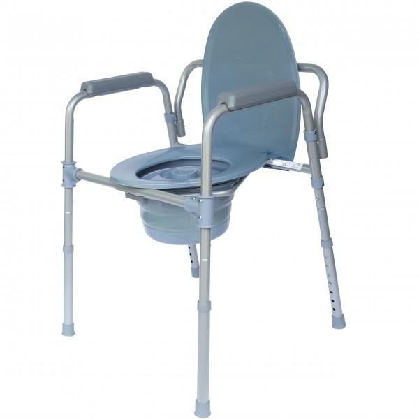 Składane krzesło toaletowe z...